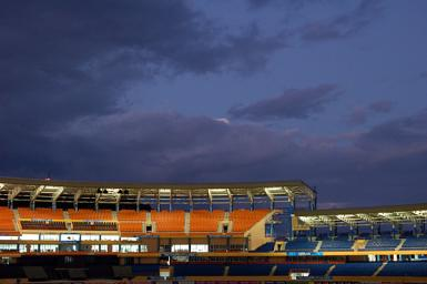 Grenada National Stadium (sunrise)