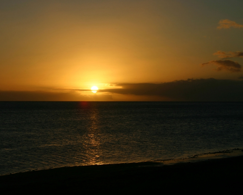 Hawaiian Sunset #2