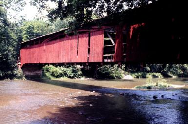 Heirline/kinton Covered Bridge