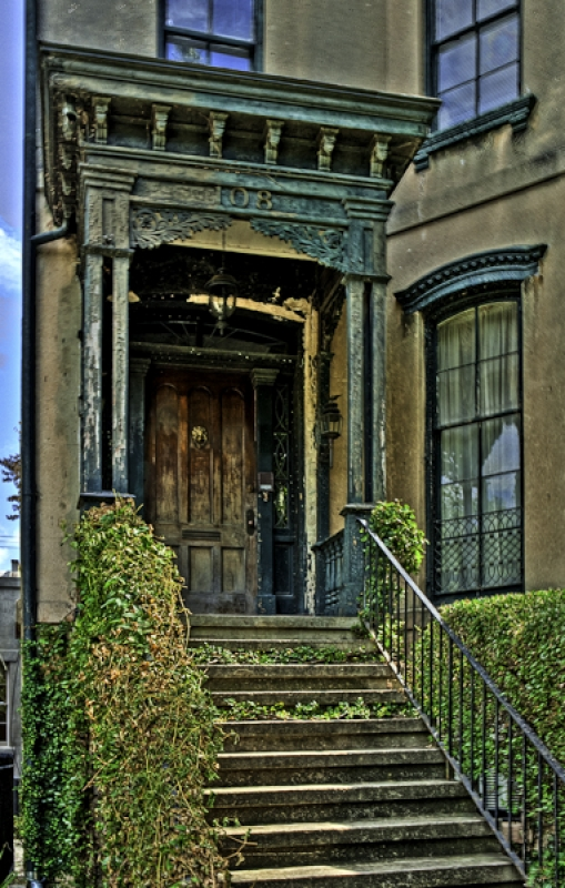 Historic Savannah Home 2
