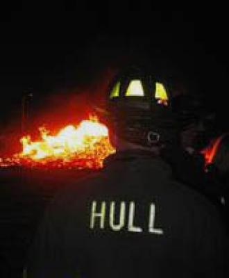 Hull Fire Fighter