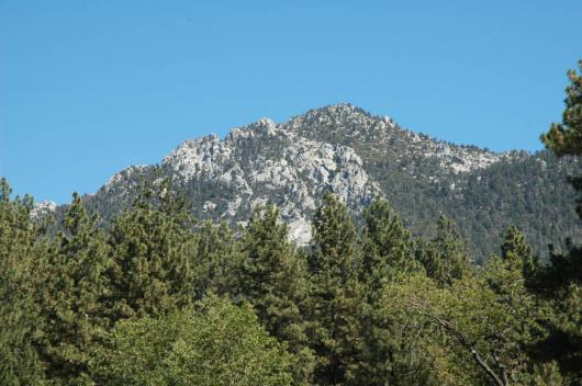 Idyllwild, California View