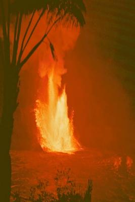 Kilauea Iki Eruption 1959