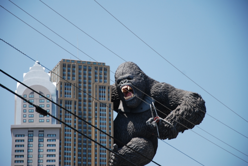 King Kong's Front
