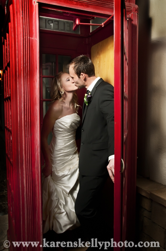 Kissin In The Old Phone Booth