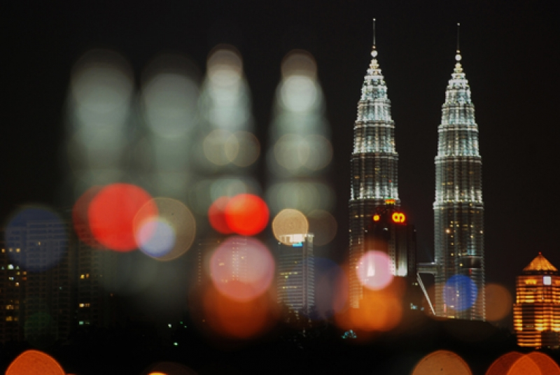 Klcc Getting Sharp Focus