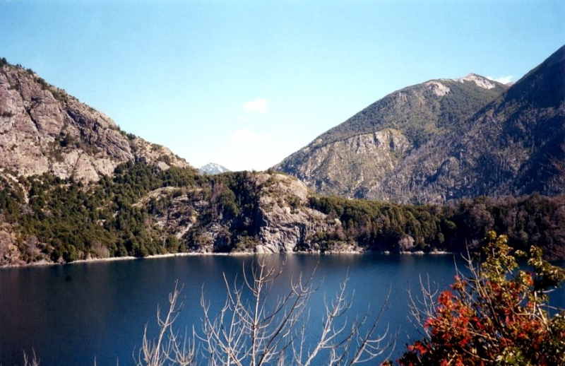 Lago Escondido (hidden Lake)