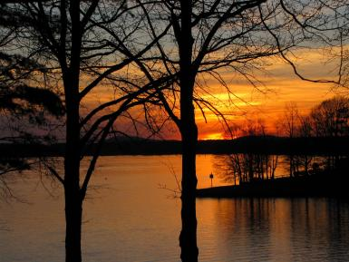 Lake Norman Sun Set