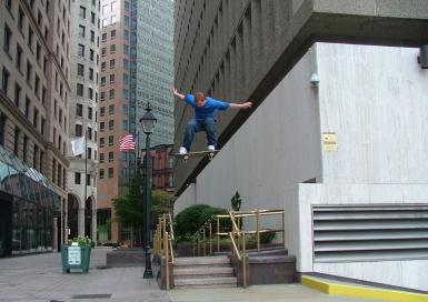 Large Gap Ollie