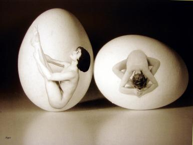 Las Hueveras, The Egg People