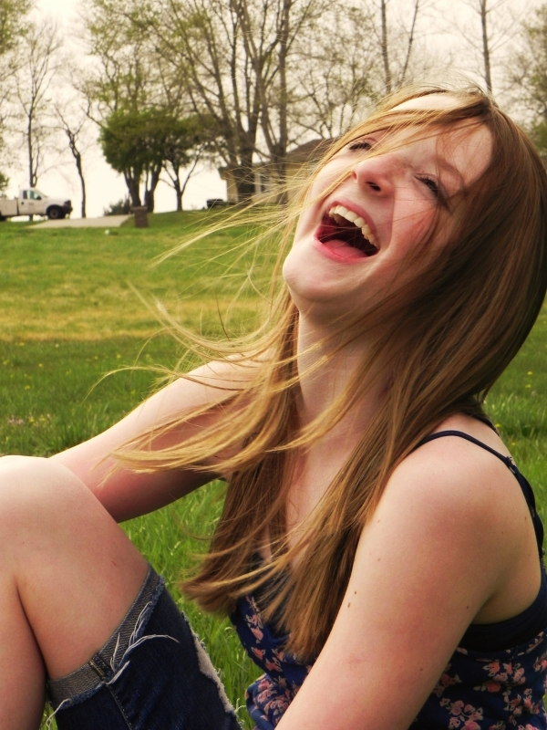 Laughing Is Lovable