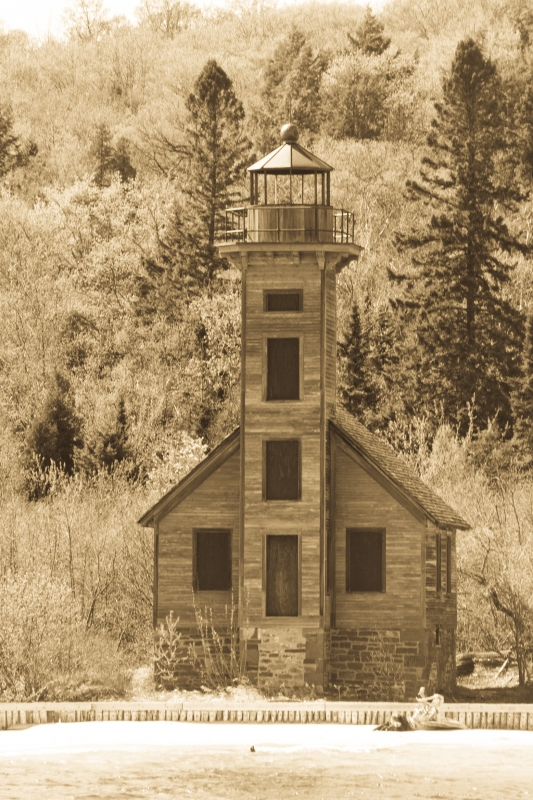 Lighthouse – Munising, Mi