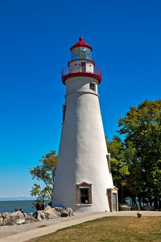 Marblehead Point Lighthouse