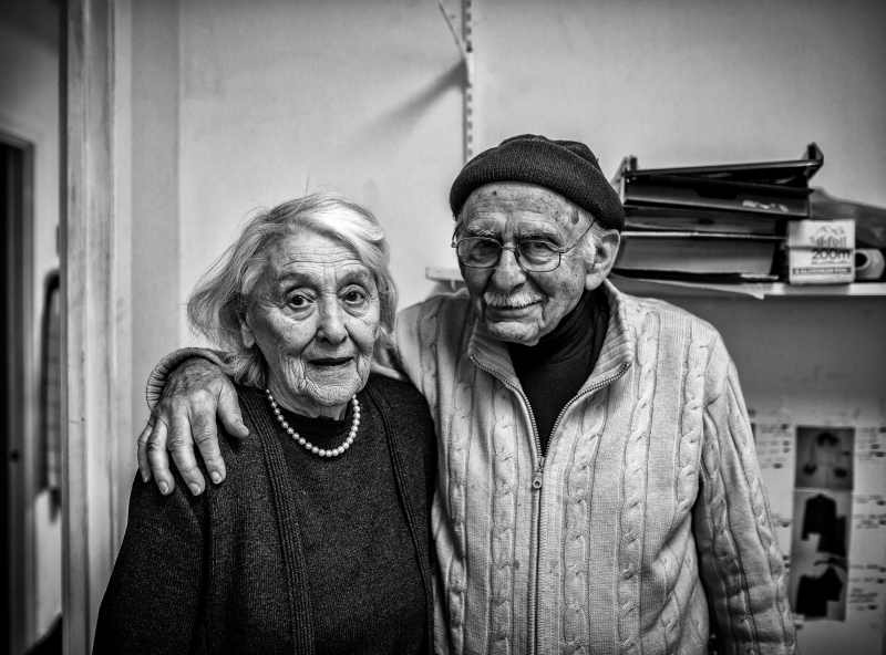 Married 75 Years!