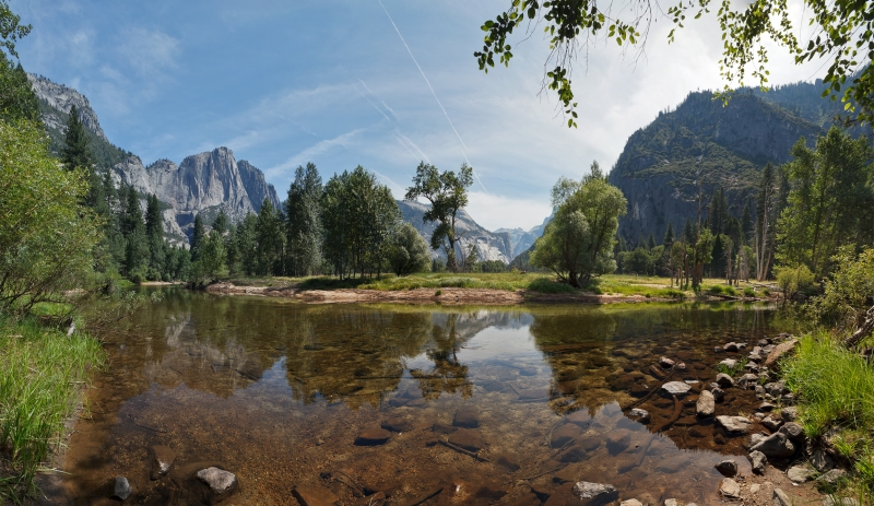 Merced River Bed