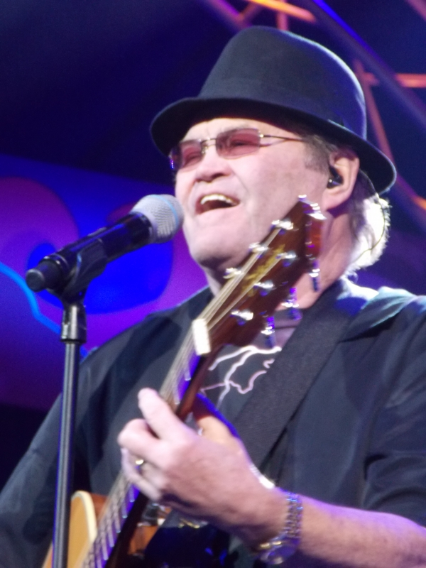 Mickey Dolenz At Epcot 2013