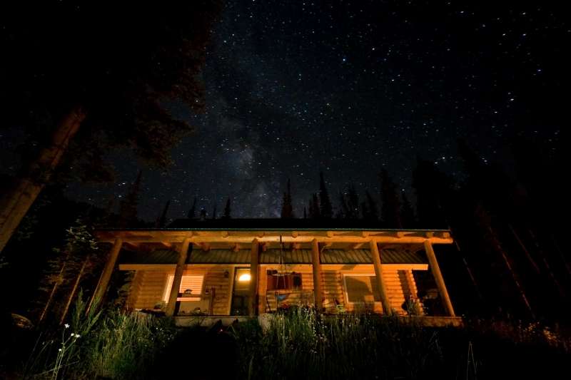 Milky Way Cabin
