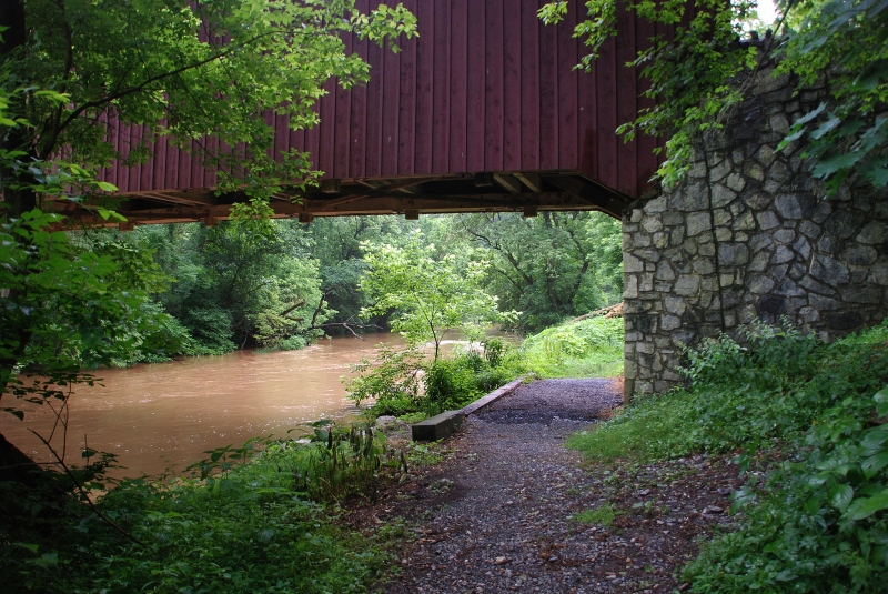 Mill Creek Covered Bridge