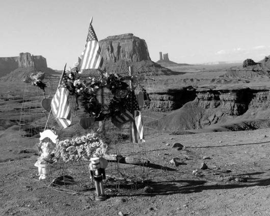 Monument Valley Memorial