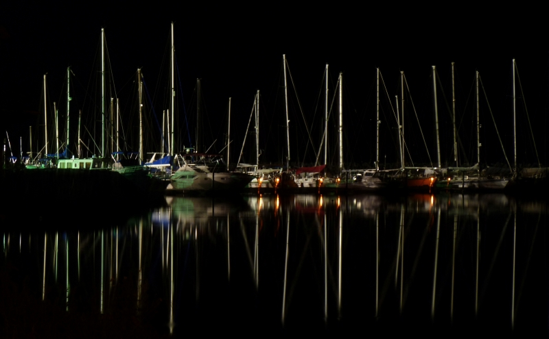 Mooring Reflections