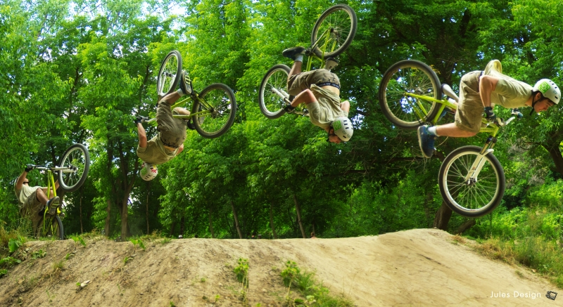 Mountain Bike Flip