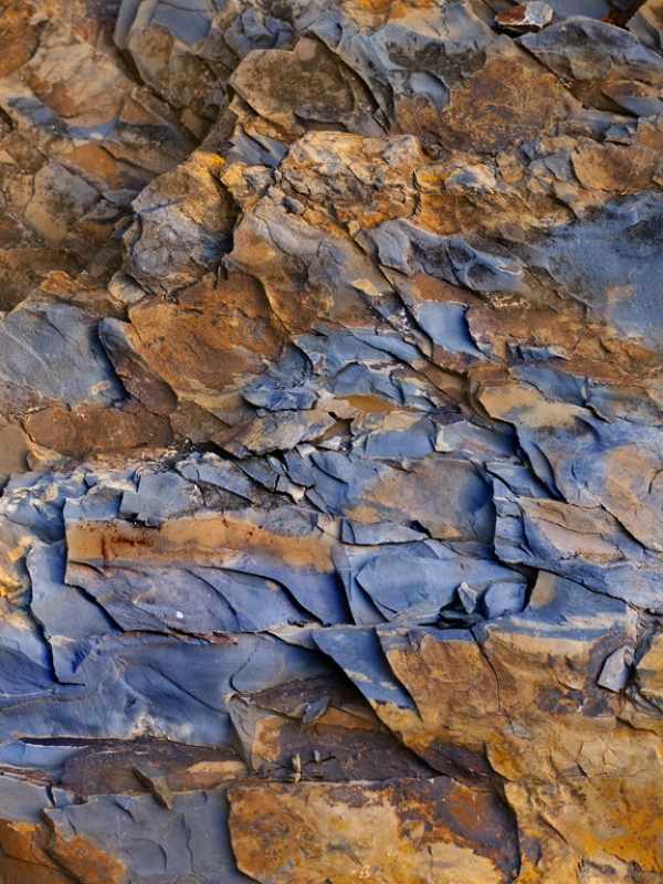 Mountain Fork River Slate Formation 2