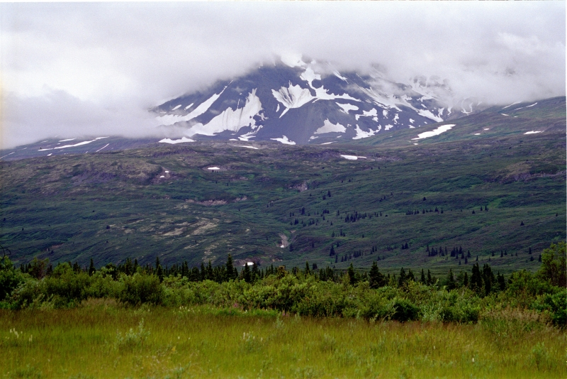 Mountain Near Chilkat Pass
