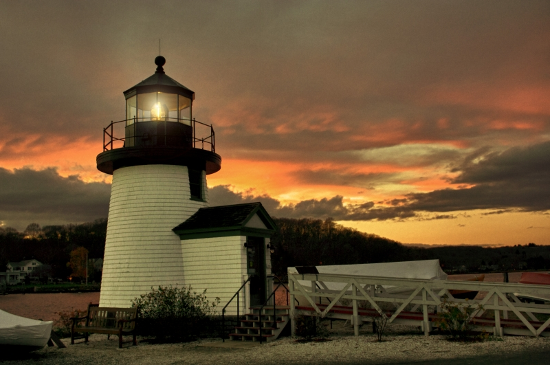 Mystic Lighthouse