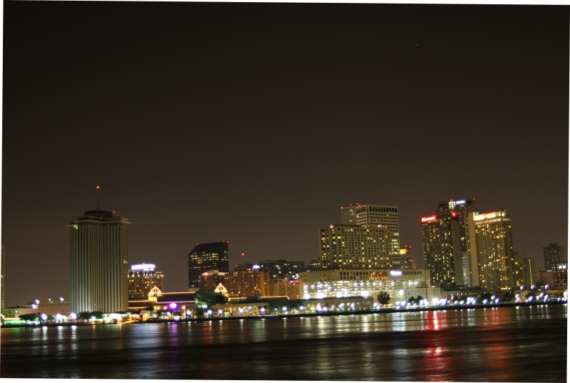 New Orleans #2 Night Shot