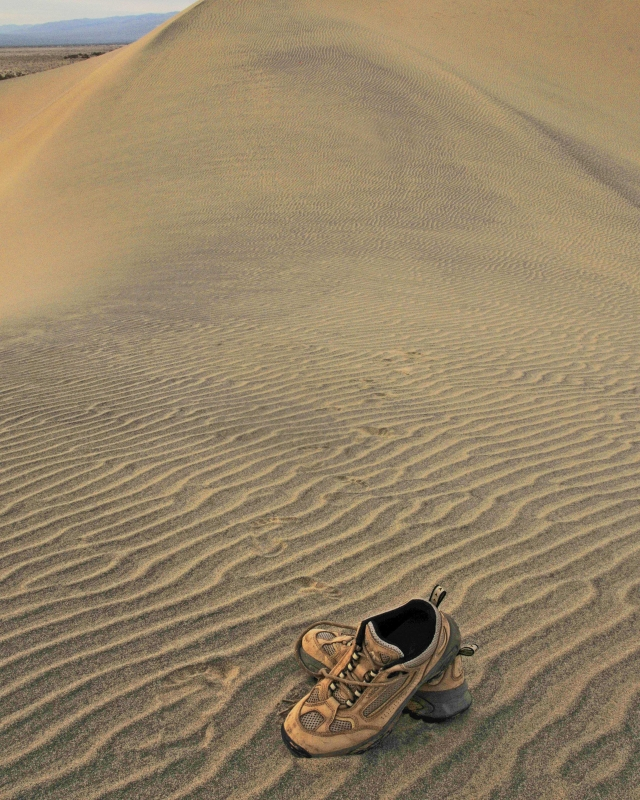 No More Sand In My Shoes