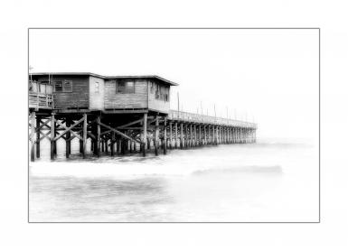 North Myrtle Beach Pier, 1975
