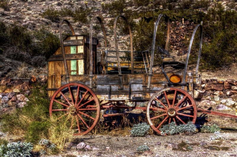 Oatman Wagon