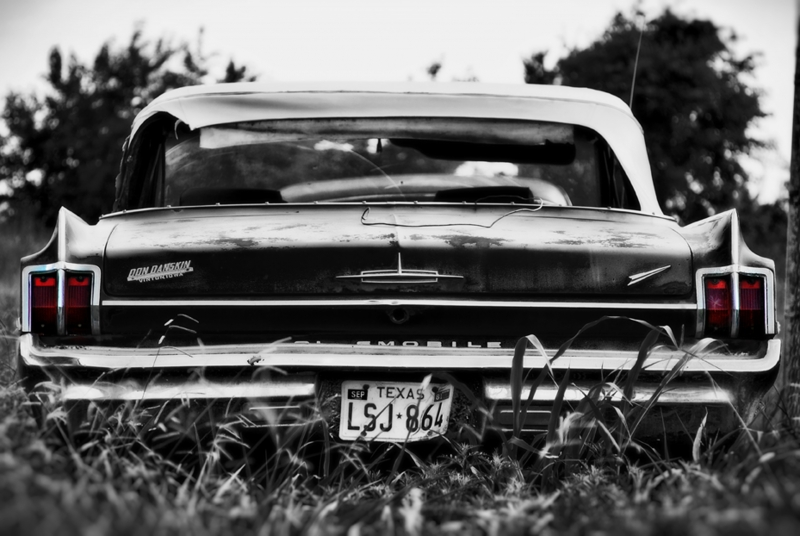 Old Automobile #2