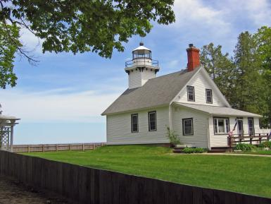 Old Mission Point Lighthouse, Mi
