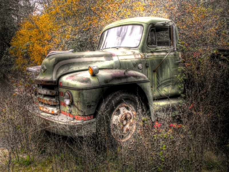 Old Trucks Never Die
