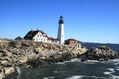 Oldest Lighthouse In Maine