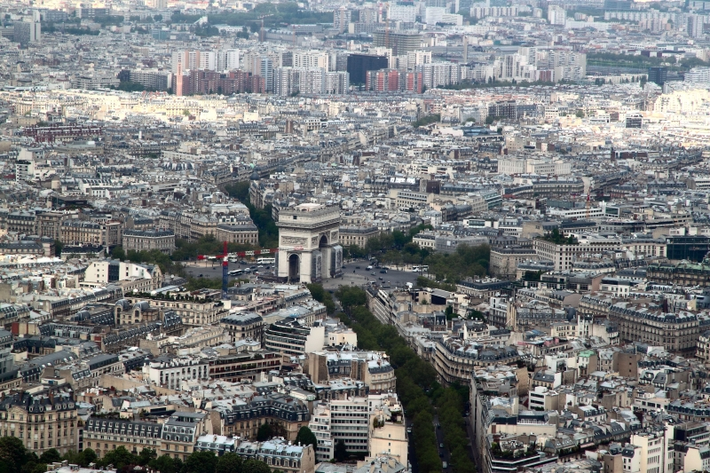 Over Triomphe