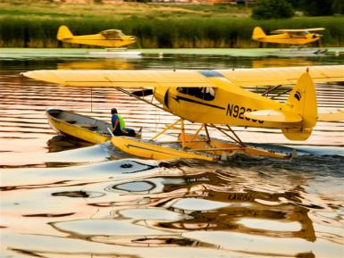 Quiet Seaplane Base