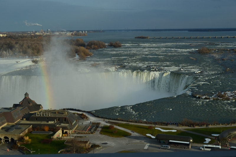 Rainbow And The Falls
