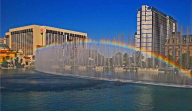 Rainbow On The Strip