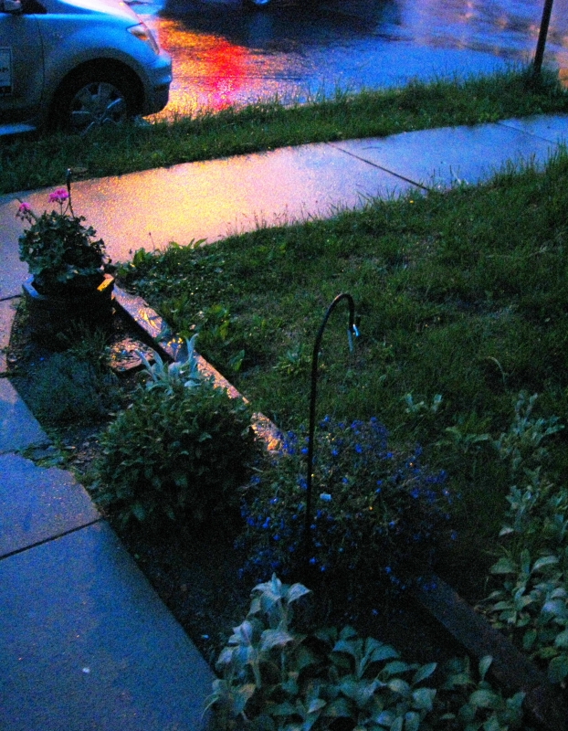 Rainy Night, Magic Light 2