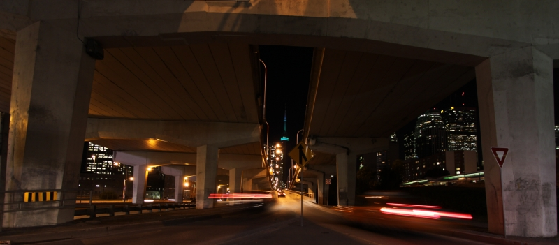 Ramp/cn Tower