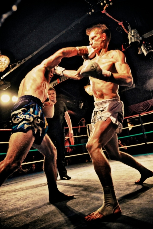 Right Overhand