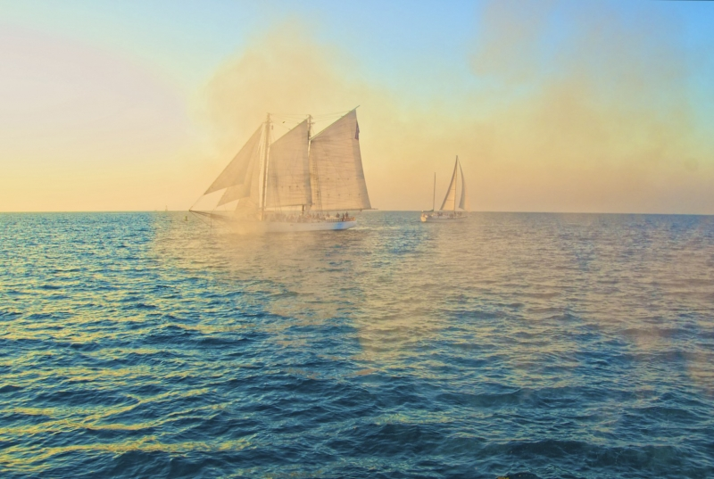 Sails And Smoke