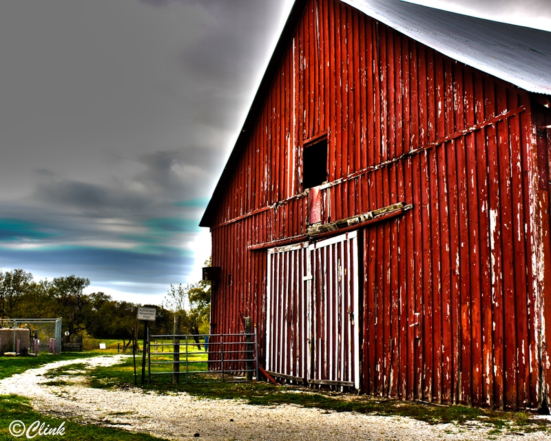 Samuell Farm Barn