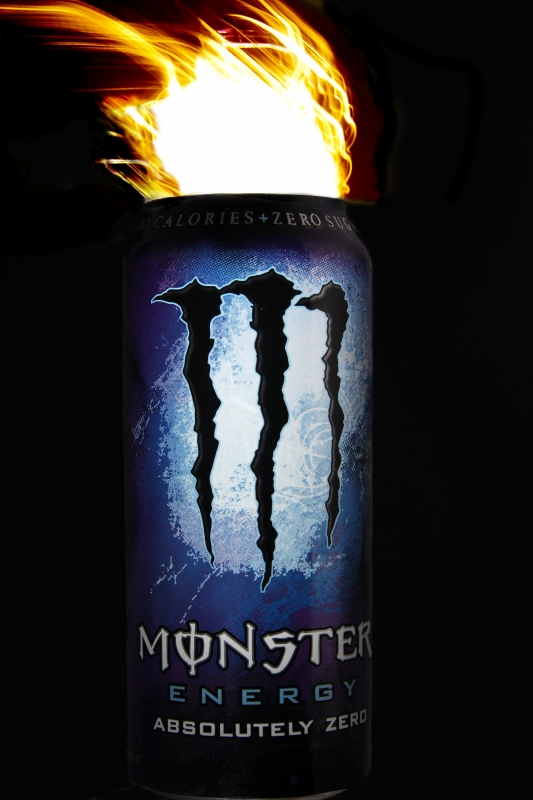 Serious Energy Drink