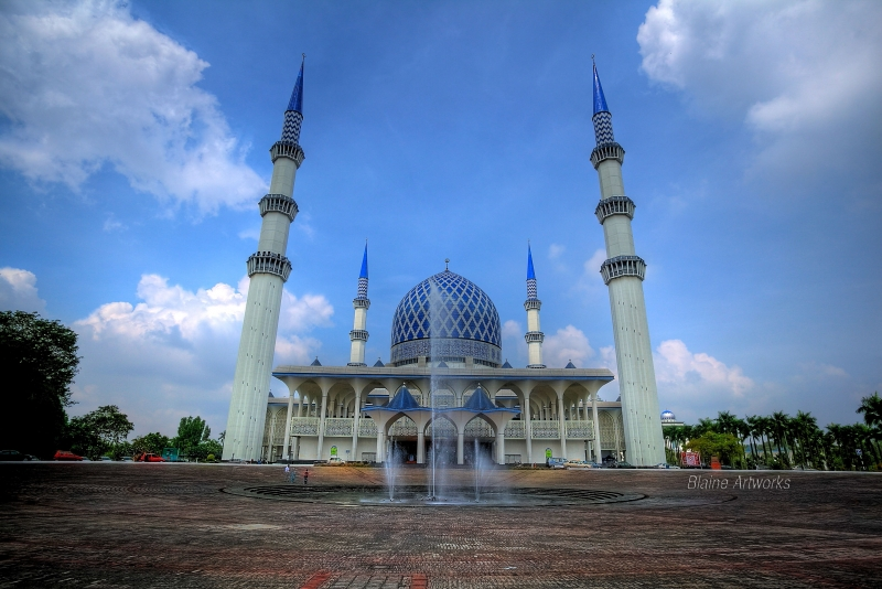 Shah Alam State Mosque