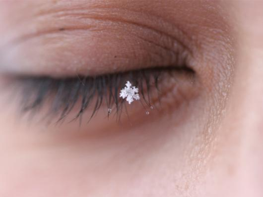 Snowflakes Are Beautiful