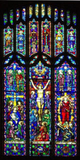 St. Agnes Altar Window