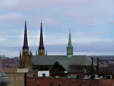 Stately Steeples